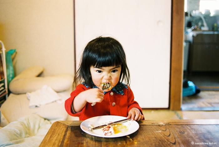 Завтрак надо съесть. Автор фото: Kotori Kawashima.