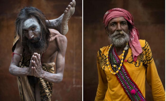 Паломники в Индии. Автор фото: Mattia Passarini.