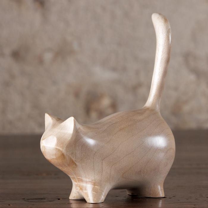 Толстый кот. Автор: Рerry Lancaster.