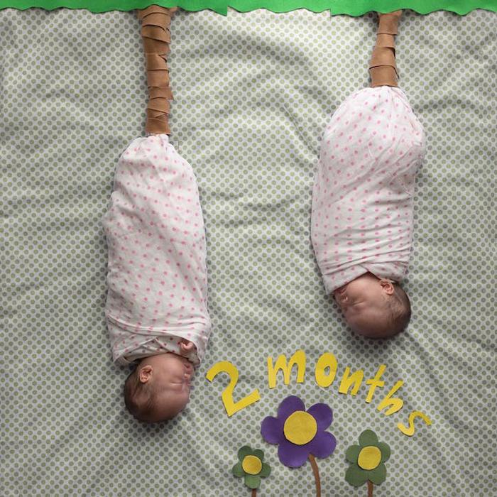 Два месяца: вырастаем из наших коконов. Фото: Peter Lok.