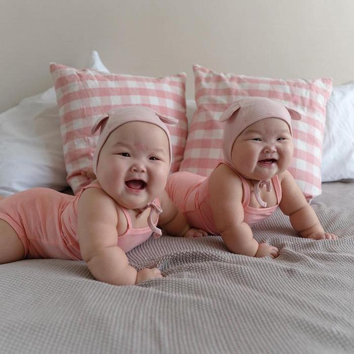 Как можно на что-то жаловаться, когда тебе так улыбаются? Фото: Peter Lok.