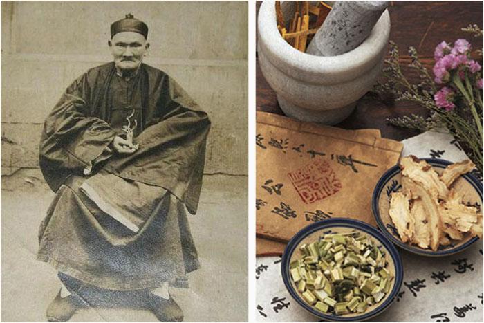 Ли Цинъюнь, проживший 256 лет.