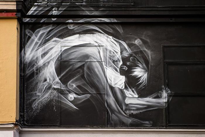 Rise & Fall. Автор: Li-Hill.