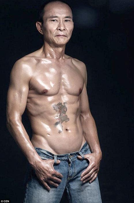 61-летний китаец Liang Xian.