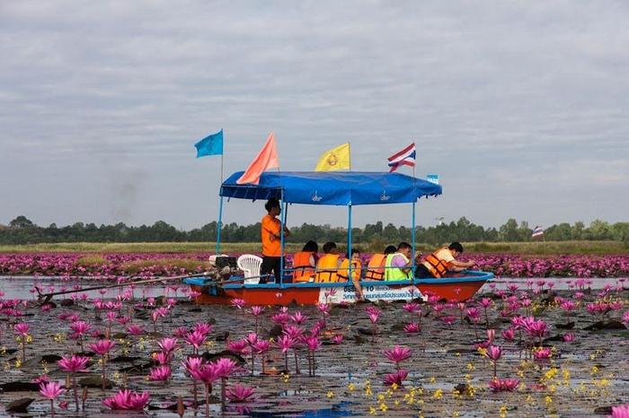 Нонг Хан Кумпхавапи - достопримечательность Тайланда.