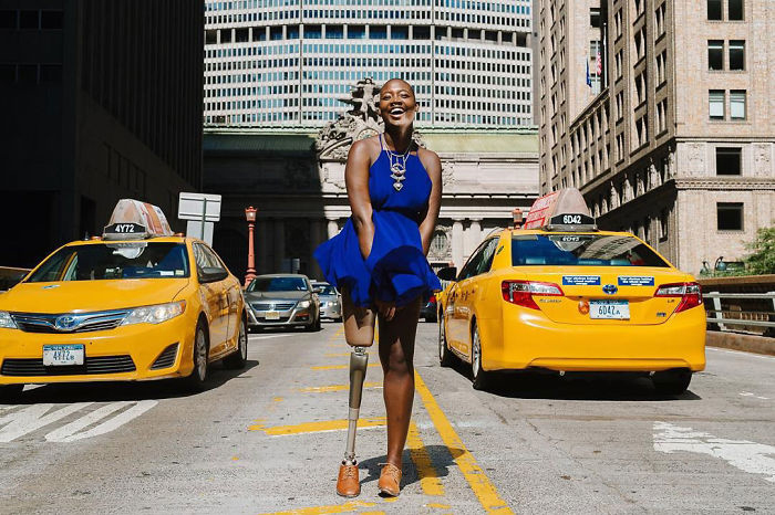 Фотосессия в Нью-Йорке. Instagram caxmee.