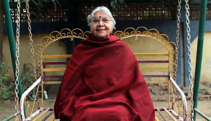 Доктор Сароджини Агарвал, основательница приюта Manisha Mandir.