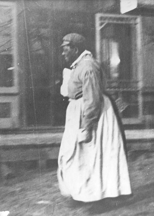 Мэри Филдс в городе Каскад.