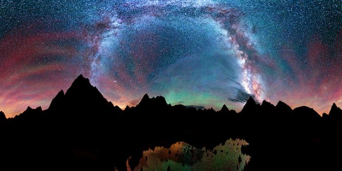 Потрясающие ночные пейзажи Мэтта Пейна.