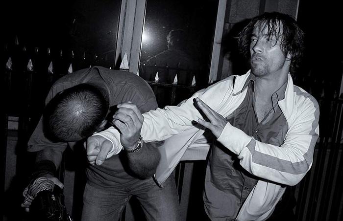 Джей Кей, солист группы Jamiroquai, затеял драку на выходе из ночного клуба. Фото: Max Butterworth.
