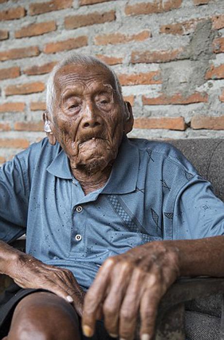Самый старый человек в мире.