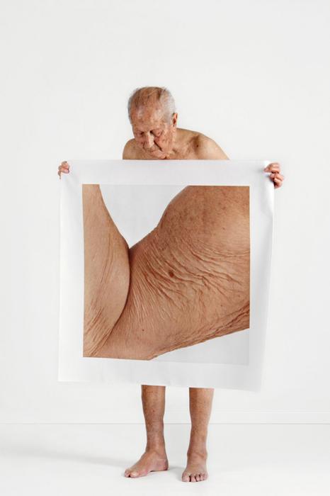 Недовольство своим телом. Автор: Meltem Isık.