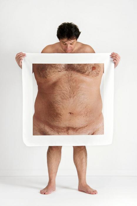Восприятие собственного тела. Автор: Meltem Isık.