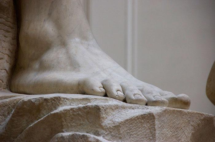 Каждый год более 8 миллионов людей посещают Академию изящных искусств в Флоренции, чтобы увидеть статую Давида.