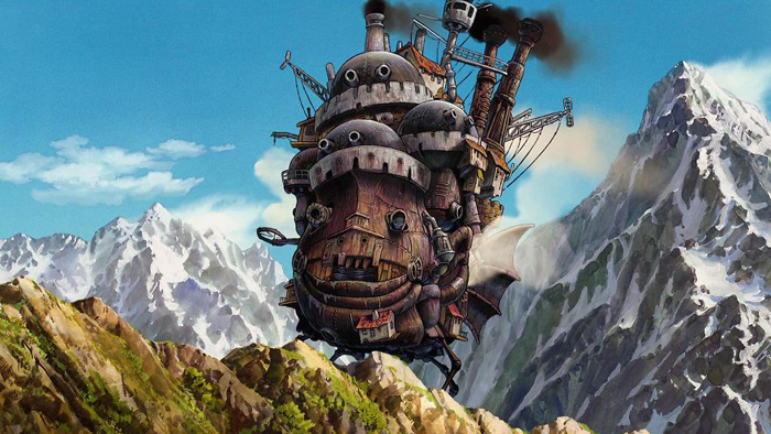 Ходячий замок, 2004 г.