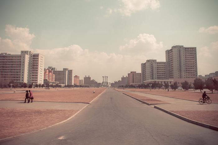 Пхеньян. Автор фото: Helene Veilleux.