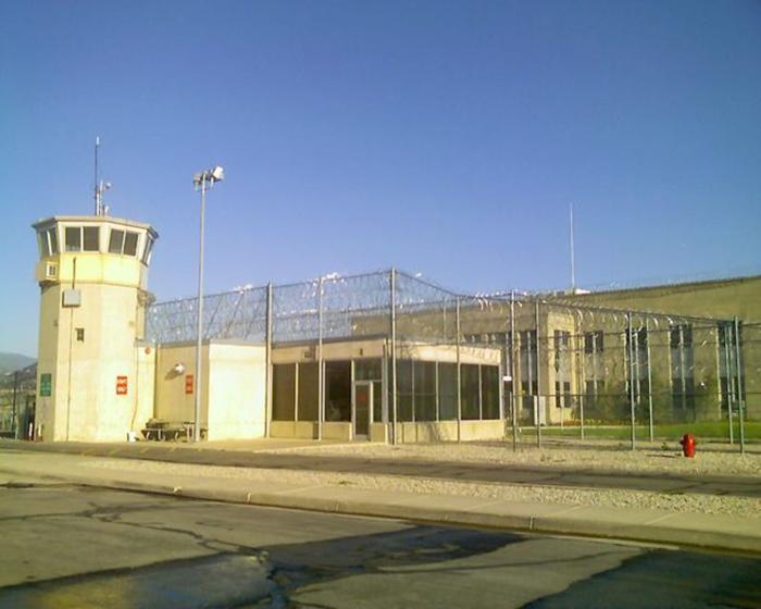 Тюрьма в Юте, в которой были произнесены знаменитые слова Гэри Гилмора.