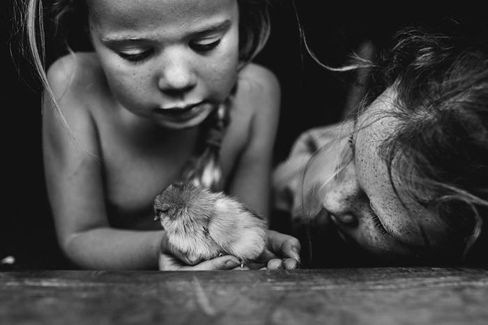 Простые радости жизни на фотографиях Ники Боон.