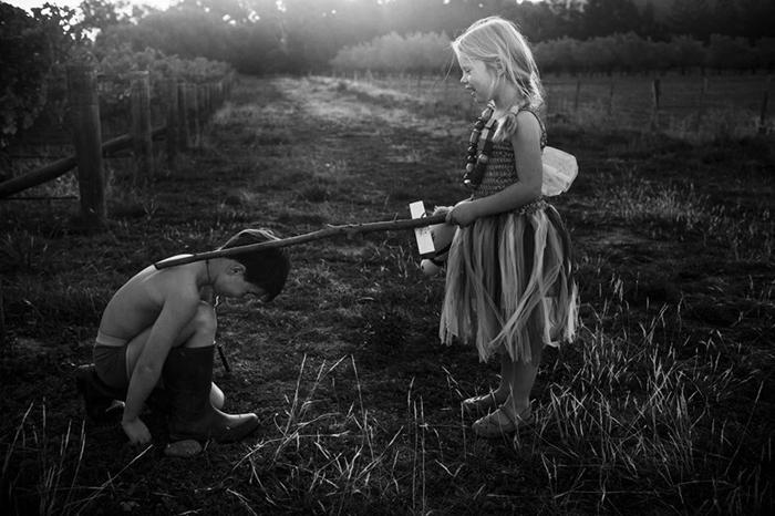 Посвящение в рыцари. Фото: Niki Boon.