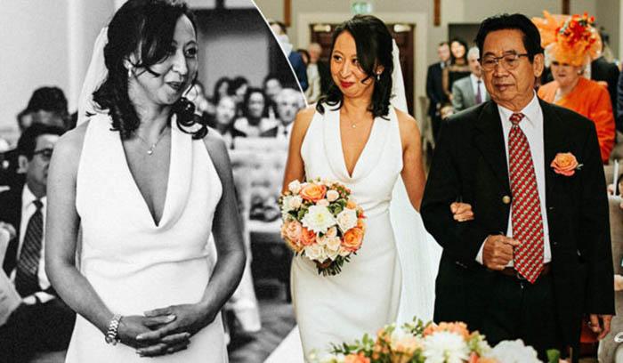 Накануне свадьбы невеста оказалась без платья.