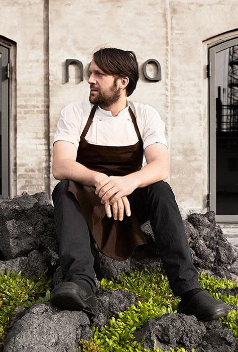 Рене Редзепи, шеф-повар ресторана Noma.