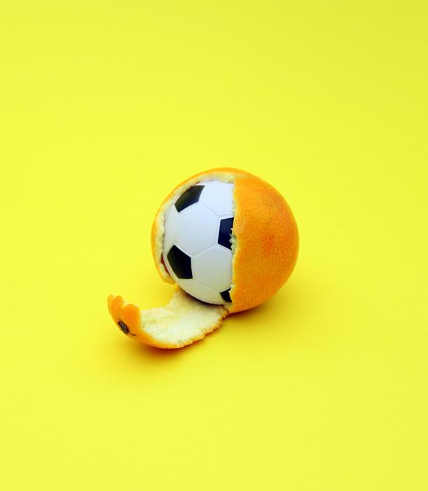 Апельсин. Автор фото: Vanessa McKeown.
