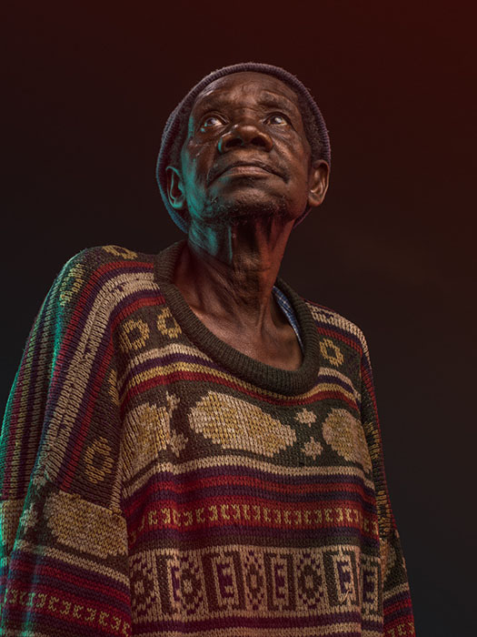 Люди Кении.  Фото: Osborne Macharia.