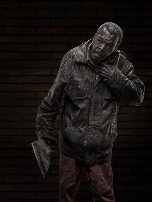 Эрик Вобио.  Фото: Osborne Macharia.