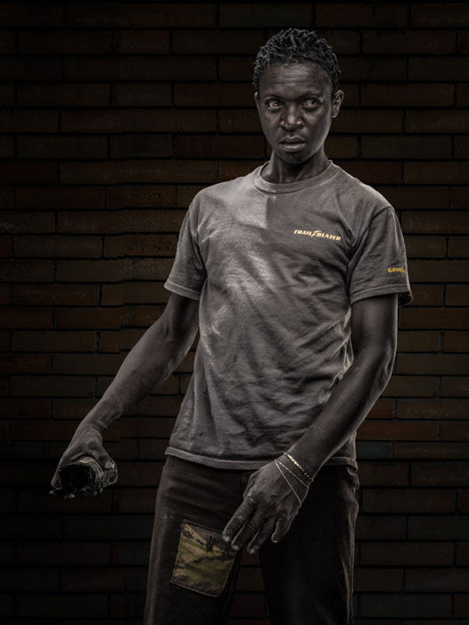 Джон бой.  Фото: Osborne Macharia.