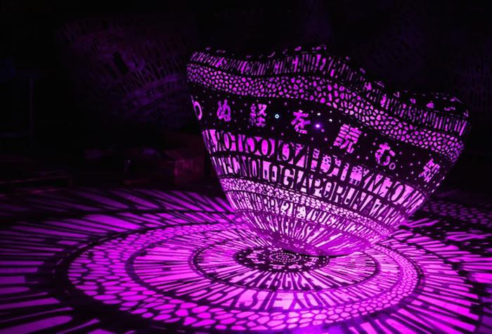 Удивительные скульптуры-фонари Джо О'Коннелла.