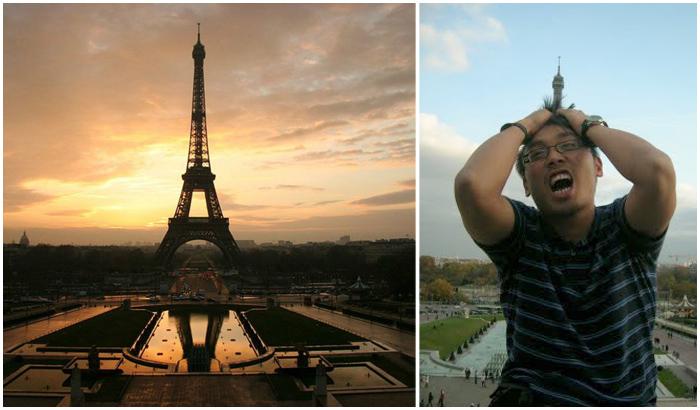 Парижский синдром.