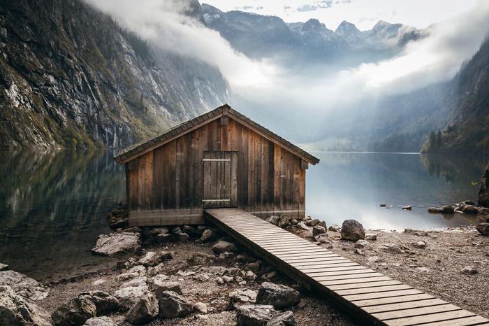 На озере Оберзее. Фото:  Patrick Monatsberger.