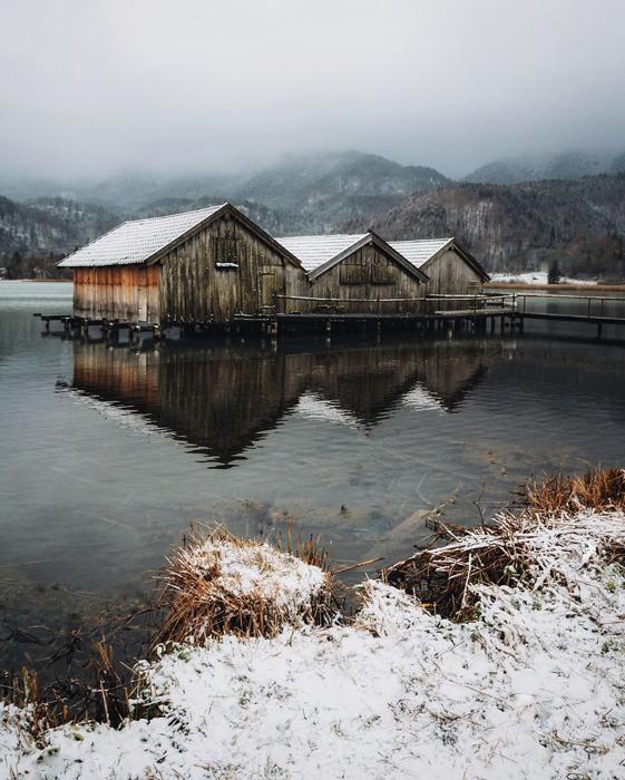 Озеро Кохель. Фото: Patrick Monatsberger.