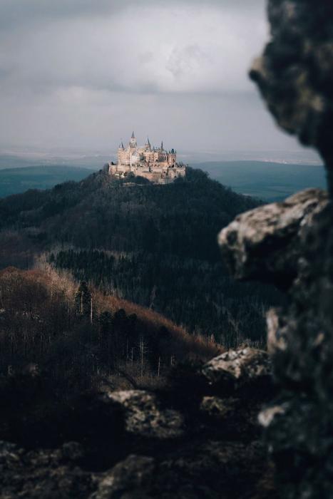 Замок Хохензоллерн. Фото: Patrick Monatsberger.