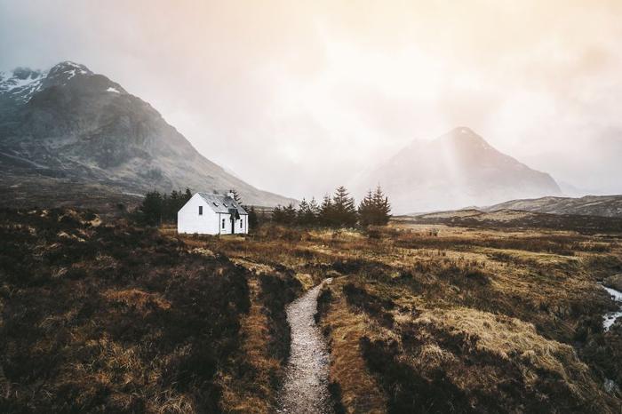 Туман в горах. Фото: Patrick Monatsberger.