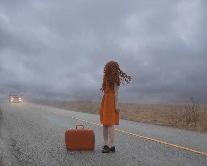Путешествие. Фото: Patty Maher.