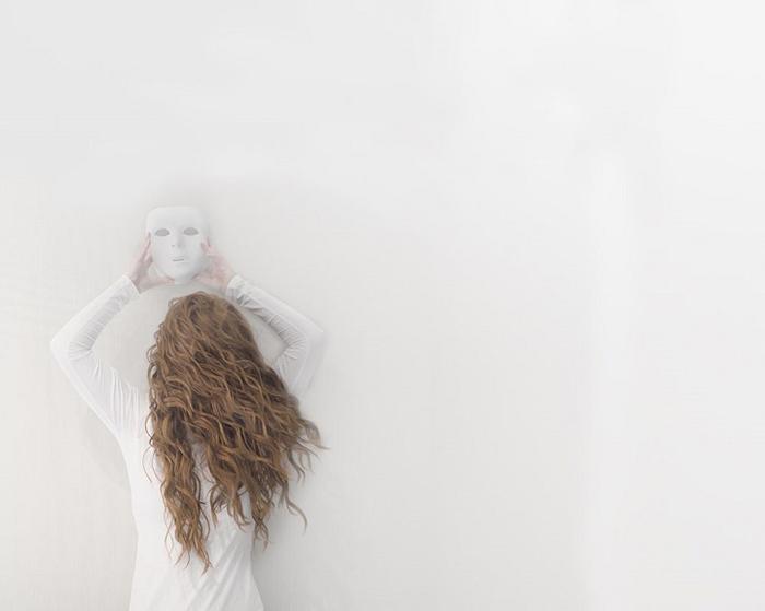 Без лица. Фото: Patty Maher.