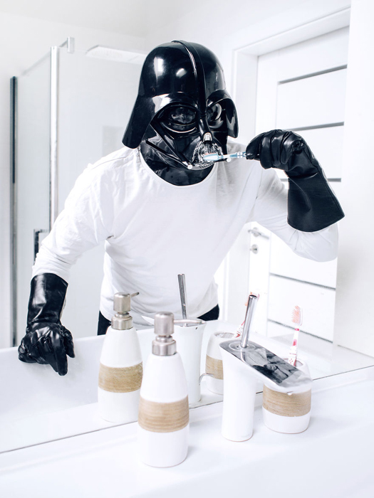 Мое первое фото в ванной. Когда-нибудь это все-таки должно было случиться.