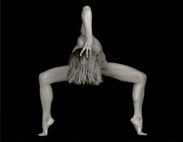Танец. Автор фото: Peter van Stralen.