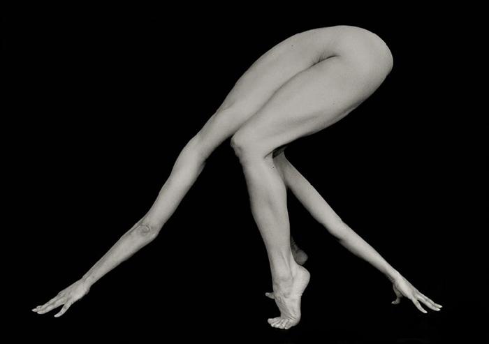 Красота женского тела. Автор фото: Peter van Stralen.