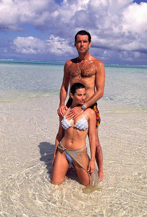 Пирс и Кили Шей познакомились в 1993 году.
