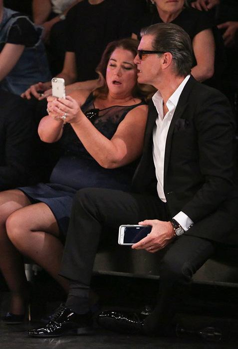 Пирс считает свою жену самой красивой и самой лучшей женщиной в мире.