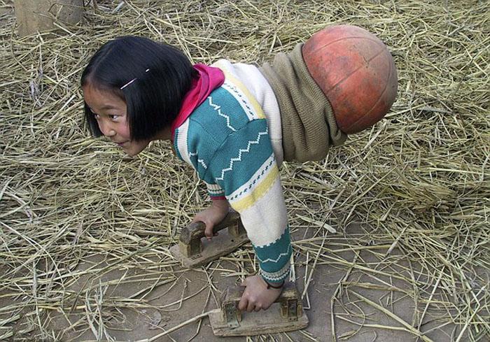 *Баскетболистка* Киан Хонгуань.