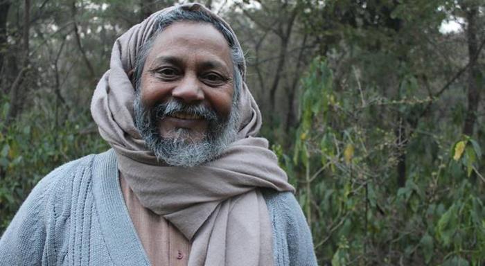 *Водный человек Индии* Раджендра Сингх.