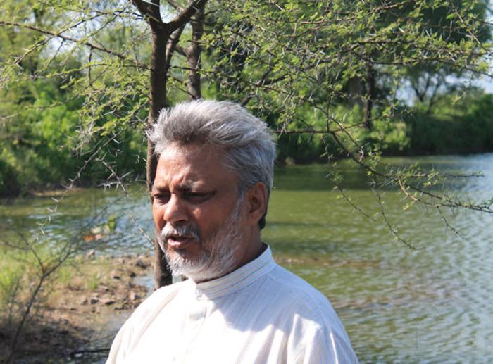 Раджендра Сингх упорным трудом смог вернуть воду 850 поселениям Индии.