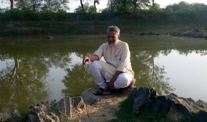Человек, вернувший реки на землю.
