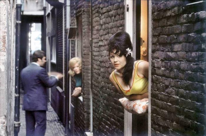 Квартал Красных Фонарей, 1968 год.
