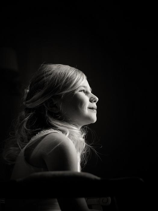 Фотографии 9-летней девочки. Фото: Regina Wyllie.
