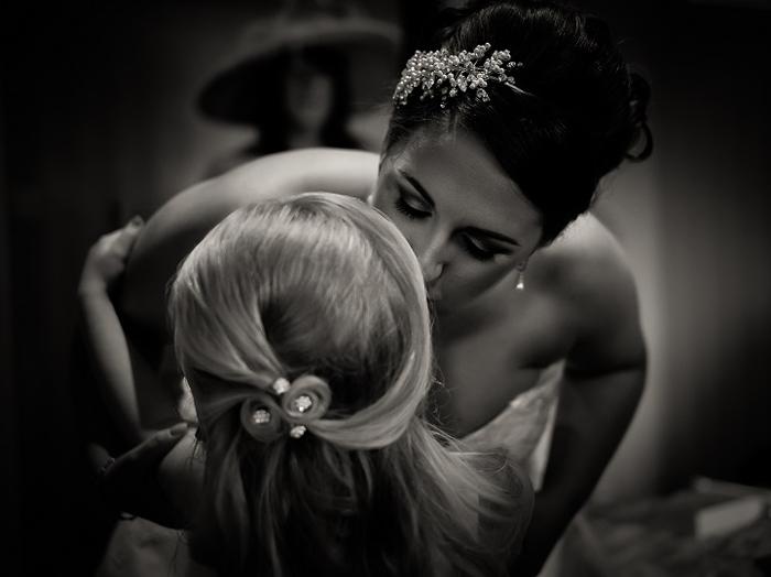 Реджина впервые самостоятельно фотографировала день свадьбы. Фото: Regina Wyllie.