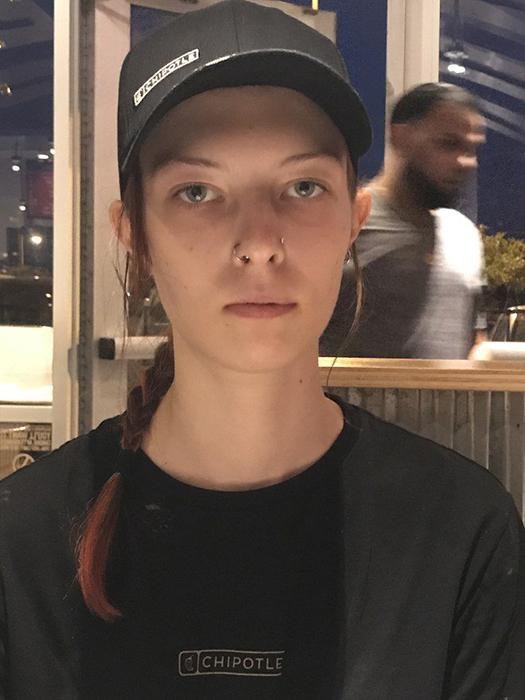 Модельный агент увидел Ремингтон в  одном из ресторанов Техаса.